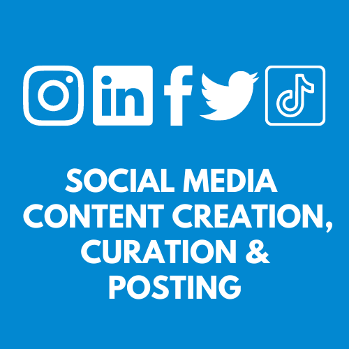 SOCIAL MEDIA CONTENT CREATION AND CURATION