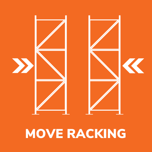 How much does it cost to move racking?
