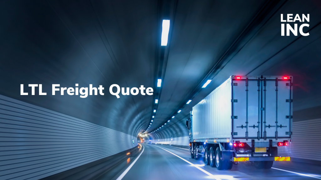 Overnight freight shipping company