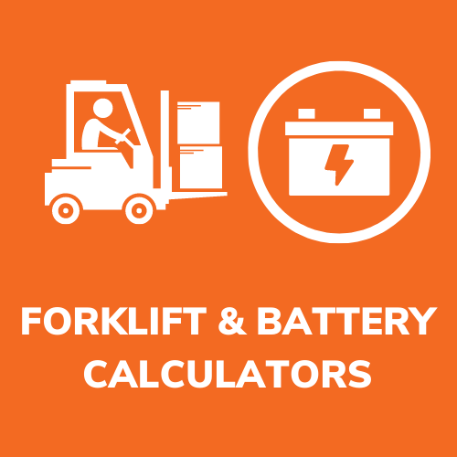 FORKLIFT AND BATTERY OPERATIONS CALCULATORS